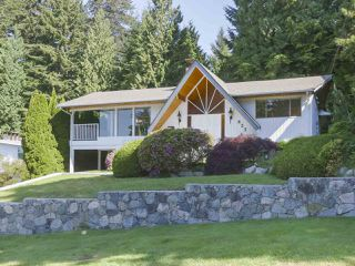 Main Photo: 832 PROSPECT AVENUE in North Vancouver: Canyon Heights NV House for sale : MLS®# R2373593