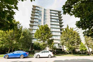 Main Photo: 903 9188 UNIVERSITY Crescent in Burnaby: Simon Fraser Univer. Condo for sale (Burnaby North)  : MLS®# R2392857