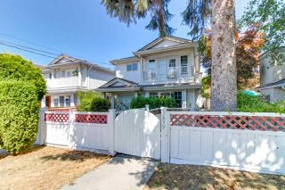 Main Photo: 5839 HARDWICK Street in Burnaby: Central BN House 1/2 Duplex for sale (Burnaby North)  : MLS®# R2393930