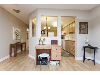 """Photo 6: 225 13880 70 Avenue in Surrey: East Newton Condo for sale in """"Chelsea Gardens- The Windsor Building"""" : MLS®# R2398385"""