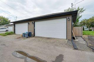 Photo 28: 10721 122 Street in Edmonton: Zone 07 House Half Duplex for sale : MLS®# E4172705