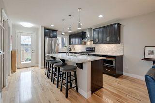 Photo 2: 10721 122 Street in Edmonton: Zone 07 House Half Duplex for sale : MLS®# E4172705