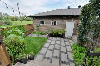 Photo 27: 10721 122 Street in Edmonton: Zone 07 House Half Duplex for sale : MLS®# E4172705