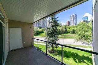 Photo 22: 216 9804 101 Street in Edmonton: Zone 12 Condo for sale : MLS®# E4183072