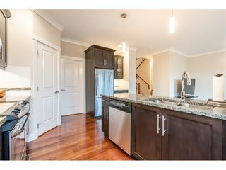 "Photo 5: 10 11384 BURNETT Street in Maple Ridge: East Central Townhouse for sale in ""MAPLE CREEK LIVING"" : MLS®# R2435757"