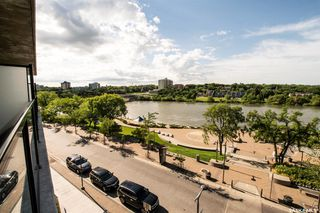 Photo 11: 401 490 2nd Avenue South in Saskatoon: Central Business District Residential for sale : MLS®# SK815536