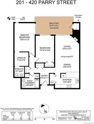 Photo 42: 201 420 Parry St in Victoria: Vi James Bay Condo for sale : MLS®# 845127