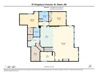 Photo 6: 87 Kingsbury Crescent: St. Albert House for sale : MLS®# E4209474