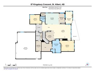 Photo 5: 87 Kingsbury Crescent: St. Albert House for sale : MLS®# E4209474