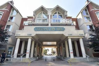 "Photo 34: 209B 1210 QUAYSIDE Drive in New Westminster: Quay Condo for sale in ""Tiffany Shores"" : MLS®# R2496028"