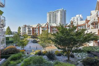"Photo 1: 209B 1210 QUAYSIDE Drive in New Westminster: Quay Condo for sale in ""Tiffany Shores"" : MLS®# R2496028"