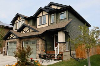 Main Photo: 3514 WEIDLE Way in Edmonton: Zone 53 House Half Duplex for sale : MLS®# E4214964