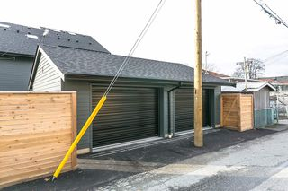 Photo 31: 4132 BEATRICE STREET in Vancouver: Victoria VE 1/2 Duplex for sale (Vancouver East)  : MLS®# R2508253