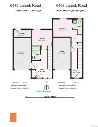 Photo 12: 6468 Lanark Rd in : Sk Sooke Vill Core Half Duplex for sale (Sooke)  : MLS®# 860514