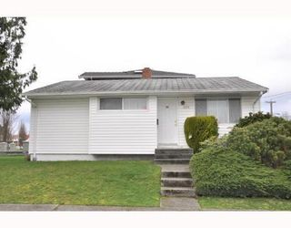 Photo 1: 2615 HOYLAKE AV in Vancouver: House for sale (Fraserview VE)  : MLS®# V812403
