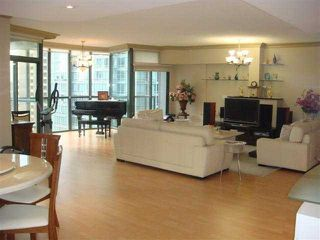 Photo 2: 2001 1239 W GEORGIA Street in Vancouver: Coal Harbour Condo for sale (Vancouver West)  : MLS®# V924962
