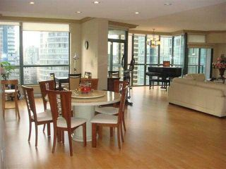 Photo 4: 2001 1239 W GEORGIA Street in Vancouver: Coal Harbour Condo for sale (Vancouver West)  : MLS®# V924962