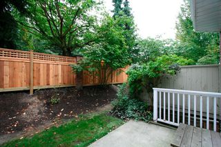 "Photo 22: 53 6700 RUMBLE Street in Burnaby: South Slope Townhouse for sale in ""Francisco Lane"" (Burnaby South)  : MLS®# V970495"