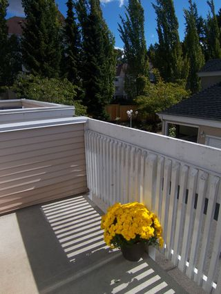 "Photo 9: 53 6700 RUMBLE Street in Burnaby: South Slope Townhouse for sale in ""Francisco Lane"" (Burnaby South)  : MLS®# V970495"