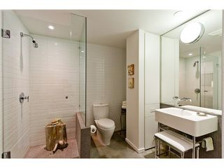 "Photo 3: 104 388 W 1ST Avenue in Vancouver: False Creek Condo for sale in ""THE EXCHANGE"" (Vancouver West)  : MLS®# V975965"