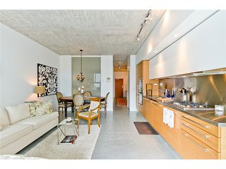 "Photo 7: 104 388 W 1ST Avenue in Vancouver: False Creek Condo for sale in ""THE EXCHANGE"" (Vancouver West)  : MLS®# V975965"
