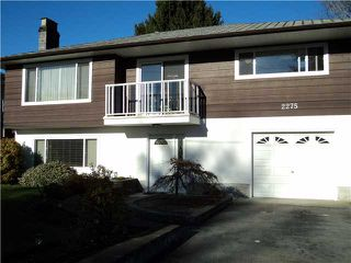 "Photo 1: 2275 WARRENTON Avenue in Coquitlam: Central Coquitlam House for sale in ""N"" : MLS®# V983407"