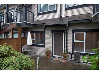 Photo 1: 7 730 FARROW Street in Coquitlam: Coquitlam West Condo for sale : MLS®# V980372