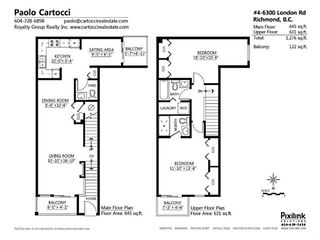 "Photo 13: 4 6300 LONDON Road in Richmond: Steveston South Townhouse for sale in ""London Landing"" : MLS®# V1011923"