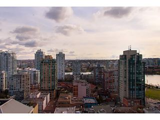 Photo 12: # 2008 1238 RICHARDS ST in Vancouver: Yaletown Condo for sale (Vancouver West)  : MLS®# V1049167