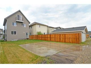 Photo 20: 151 SKYVIEW SPRINGS Gardens NE in CALGARY: Skyview Ranch Residential Detached Single Family for sale (Calgary)  : MLS®# C3630577