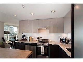 "Photo 11: 509 445 W 2ND Avenue in Vancouver: False Creek Condo for sale in ""Maynards Block"" (Vancouver West)  : MLS®# V1083992"