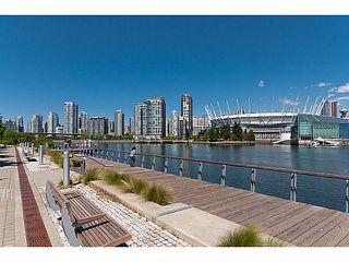 "Photo 18: 509 445 W 2ND Avenue in Vancouver: False Creek Condo for sale in ""Maynards Block"" (Vancouver West)  : MLS®# V1083992"