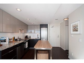 "Photo 10: 509 445 W 2ND Avenue in Vancouver: False Creek Condo for sale in ""Maynards Block"" (Vancouver West)  : MLS®# V1083992"