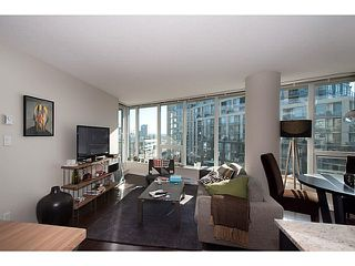 "Photo 2: 509 445 W 2ND Avenue in Vancouver: False Creek Condo for sale in ""Maynards Block"" (Vancouver West)  : MLS®# V1083992"