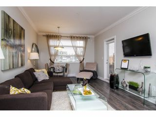 Photo 2: # 210 20861 83RD AV in Langley: Willoughby Heights Condo for sale : MLS®# F1423203