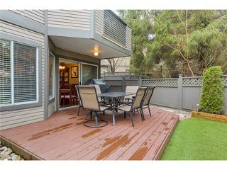 Photo 20: # 29 1251 LASALLE PL in Coquitlam: Canyon Springs Townhouse for sale : MLS®# V1107552
