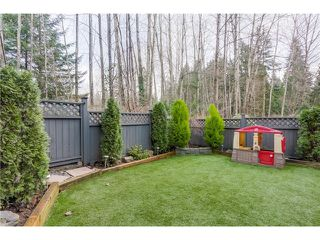 Photo 18: # 29 1251 LASALLE PL in Coquitlam: Canyon Springs Townhouse for sale : MLS®# V1107552
