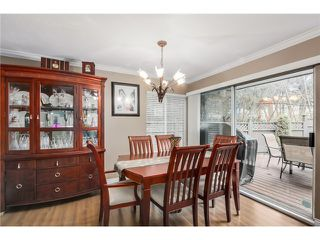 Photo 10: # 29 1251 LASALLE PL in Coquitlam: Canyon Springs Townhouse for sale : MLS®# V1107552