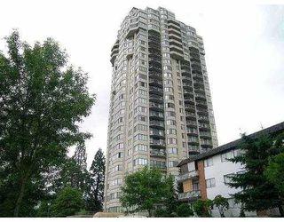 """Photo 1: 1003 6540 BURLINGTON AV in Burnaby: Metrotown Condo for sale in """"BURLINGTON SQUARE"""" (Burnaby South)  : MLS®# V552251"""