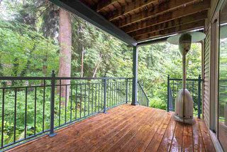 Photo 18: 1178 STRATHAVEN DRIVE in North Vancouver: Northlands Townhouse for sale : MLS®# R2278373