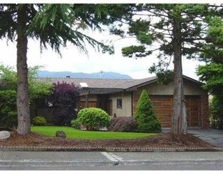 """Photo 1: 3187 CAPSTAN CR in Coquitlam: Ranch Park House for sale in """"RANCH PARK"""" : MLS®# V546766"""