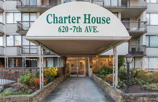 "Photo 16: 1205 620 SEVENTH Avenue in New Westminster: Uptown NW Condo for sale in ""CHARTER HOUSE"" : MLS®# R2426213"