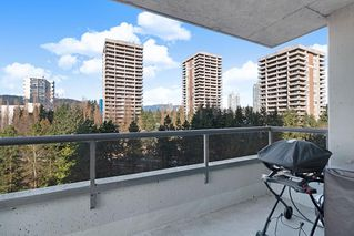 "Photo 18: 806 3970 CARRIGAN Court in Burnaby: Government Road Condo for sale in ""The Harrington"" (Burnaby North)  : MLS®# R2437358"
