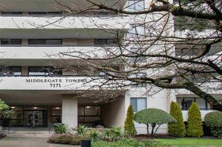 "Photo 11: 604 7171 BERESFORD Street in Burnaby: Highgate Condo for sale in ""MIDDLEGATE TOWER"" (Burnaby South)  : MLS®# R2441871"
