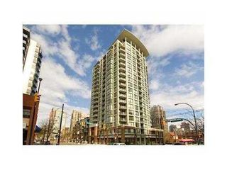 Photo 1: 308 1082 SEYMOUR Street in Vancouver West: Downtown VW Home for sale ()  : MLS®# V931476