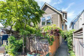 Main Photo: 660 UNION Street in Vancouver: Strathcona Townhouse for sale (Vancouver East)  : MLS®# R2457114