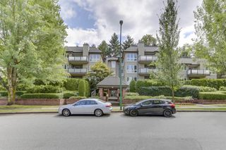 "Main Photo: 304 3950 LINWOOD Street in Burnaby: Burnaby Hospital Condo for sale in ""CASCADE VILLAGE - PALLISADES"" (Burnaby South)  : MLS®# R2503117"