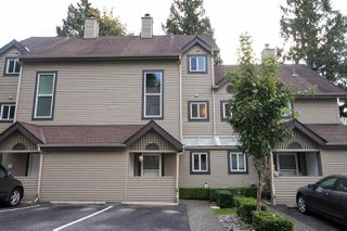 """Photo 1: 10 2736 ATLIN Place in Coquitlam: Coquitlam East Townhouse for sale in """"CEDAR GREEN ESTATES"""" : MLS®# R2505627"""