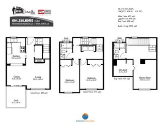 """Photo 28: 10 2736 ATLIN Place in Coquitlam: Coquitlam East Townhouse for sale in """"CEDAR GREEN ESTATES"""" : MLS®# R2505627"""