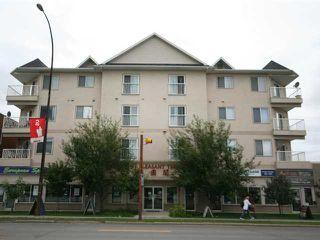 Photo 1: 306 1905 Centre Street NW in CALGARY: Tuxedo Condo for sale (Calgary)  : MLS®# C3533384